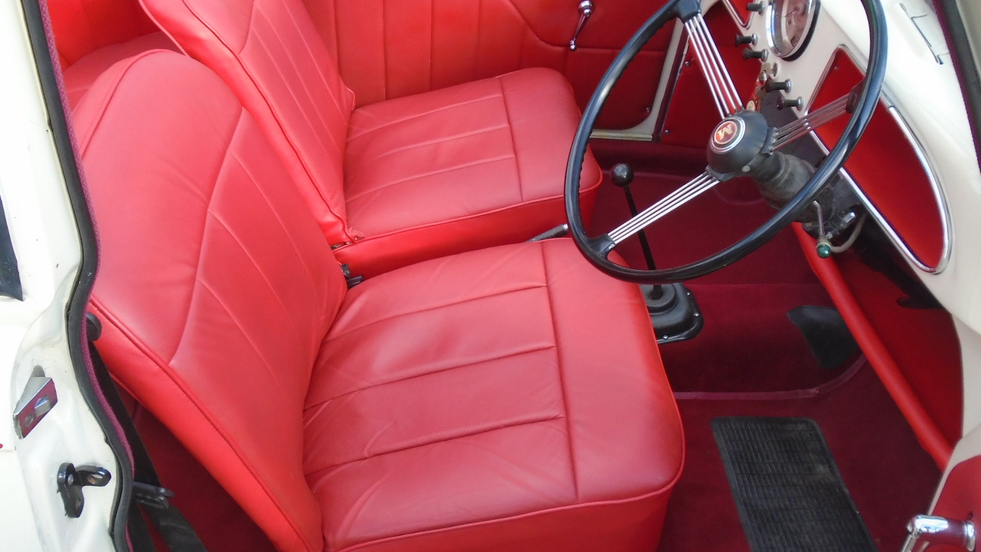 1962 Morris Minor Convertible, Genuine Tourer. For Sale (picture 7 of 10)