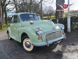 Picture of Great quality yet affordable 1961 Minor saloon For Sale