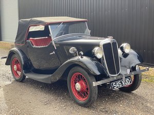 Picture of 1935 Morris Eight Series 1 - Two Seat Tourer SOLD