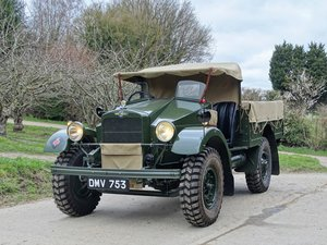 Picture of 1935/6 Morris CS8 15cwt GS For Sale by Auction
