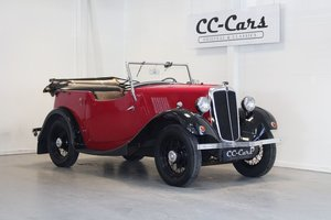 Picture of 1936 Rare Morris Eight Roadster! For Sale
