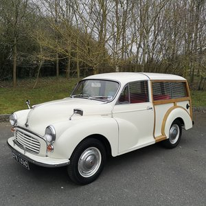 Picture of 1965 Morris Minor Traveller SOLD