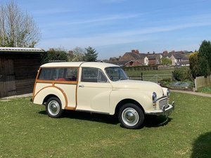 Picture of 1967 Morris Minor 1000 Traveller For Sale by Auction