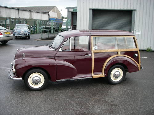 1955 All Morris Classic Cars Wanted (picture 1 of 6)