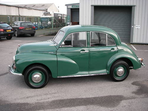 1955 All Morris Classic Cars Wanted (picture 6 of 6)