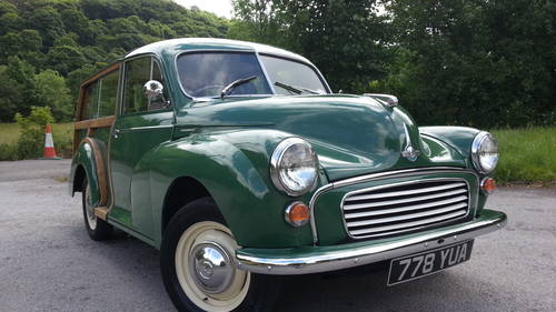 1969 quality Morris Travellers,urgently required cash waiting Wanted (picture 1 of 1)