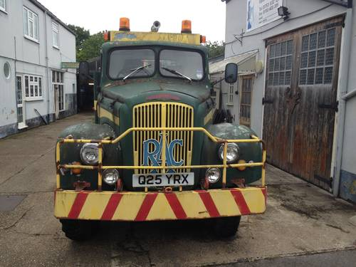 1954 Morris Ex WD Sand Desert Lorry SOLD (picture 2 of 3)