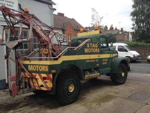 1954 Morris Ex WD Sand Desert Lorry SOLD (picture 3 of 3)