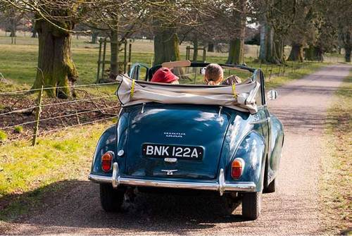 1964 Morris Minor Hire Yorkshire | Morris Minor Convertible Hire For Hire (picture 1 of 5)