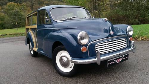 Morris Minor Traveller, wanted, cash waiting! Wanted (picture 1 of 1)