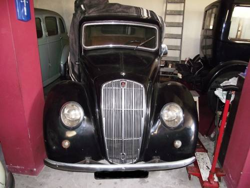 1947 Morris Eight For Sale (picture 1 of 5)