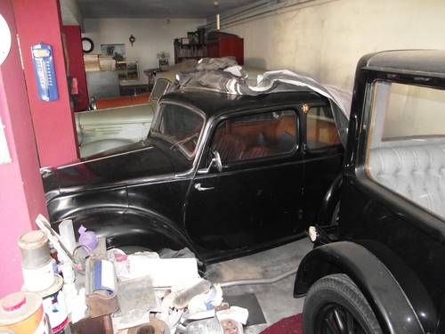 1947 Morris Eight For Sale (picture 5 of 5)