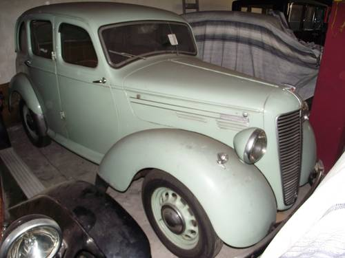 1948 Morris Ten For Sale (picture 1 of 6)
