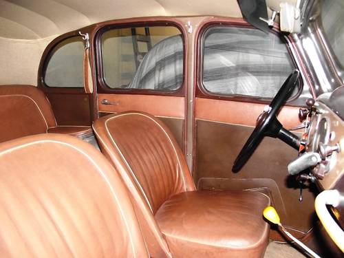 1948 Morris Ten For Sale (picture 3 of 6)