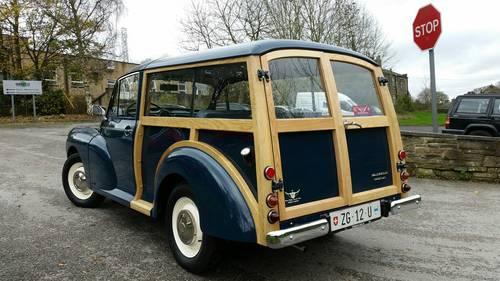 1968 Morris Travellers, LCV's, Convertible's built to order For Sale (picture 3 of 6)