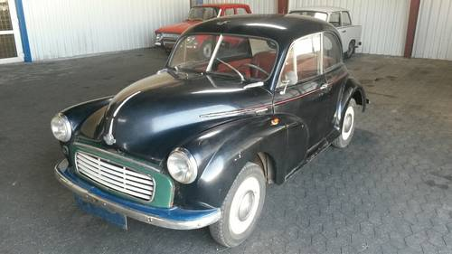 1954 Morris Minor Series II For Sale (picture 1 of 6)