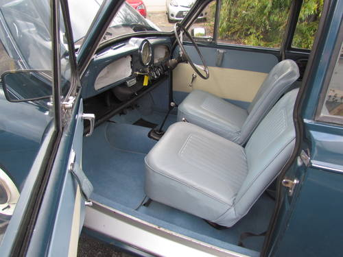 1964 MORRIS MINOR 1000 4 NOW SOLD MORE REQUIRED For Sale (picture 3 of 6)