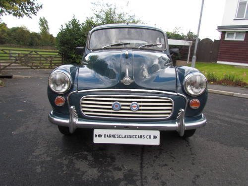 1964 MORRIS MINOR 1000 4 NOW SOLD MORE REQUIRED For Sale (picture 5 of 6)