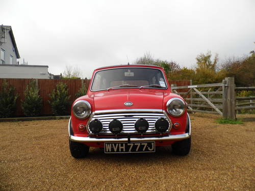 1971 Morris Mini Cooper S MK3 For Sale (picture 2 of 6)
