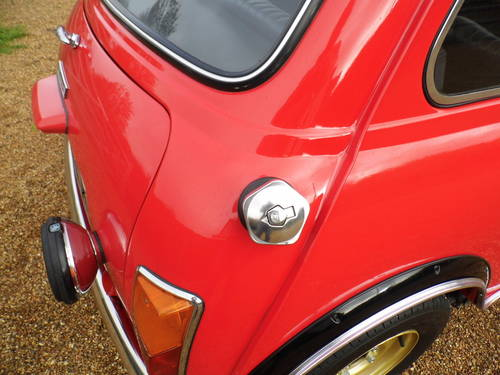 1971 MKIII Cooper S in Red and black 29k For Sale (picture 6 of 6)