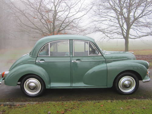 1967 MORRIS MINOR **SOLD ~ OTHERS WANTED 07739 329 389 ~ SOLD** For Sale (picture 1 of 5)