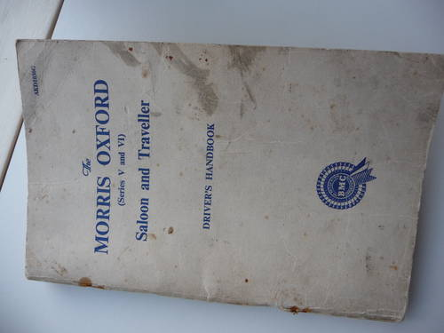 1960 Driver's Handbook   For Sale (picture 1 of 2)