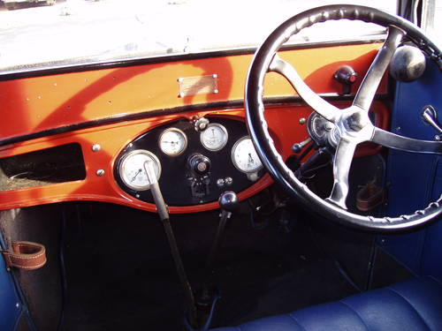 1928 Morris Oxford 13.9 saloon For Sale (picture 3 of 6)