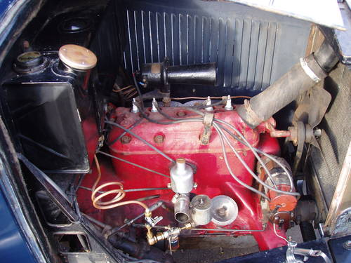 1928 Morris Oxford 13.9 saloon For Sale (picture 5 of 6)