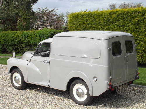 1969 Morris Minor Van. Now Sold. Similar Vans Wanted Wanted (picture 6 of 6)