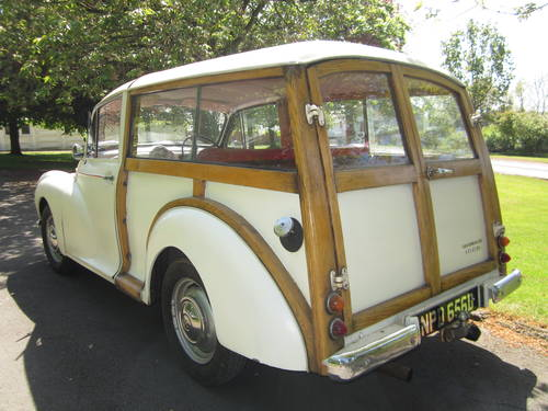 1966 MORRIS MINOR TRAVELLER  *SOLD ~ OTHERS WANTED * Wanted (picture 1 of 6)