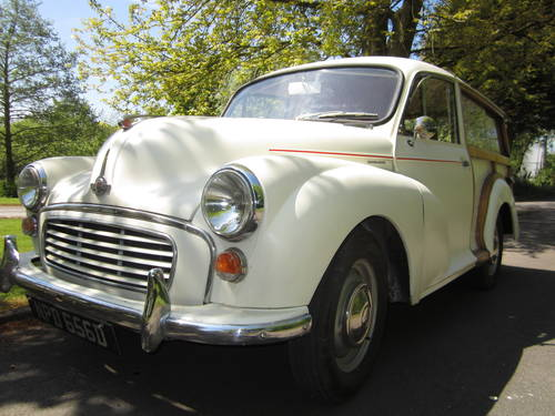 1966 MORRIS MINOR TRAVELLER  *SOLD ~ OTHERS WANTED * Wanted (picture 2 of 6)