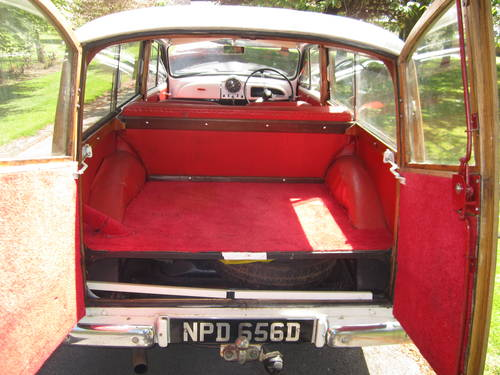 1966 MORRIS MINOR TRAVELLER  *SOLD ~ OTHERS WANTED * Wanted (picture 3 of 6)