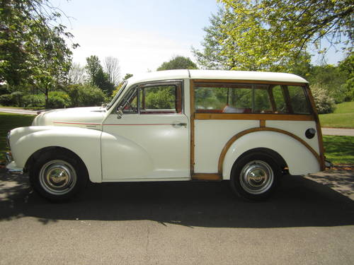 1966 MORRIS MINOR TRAVELLER  *SOLD ~ OTHERS WANTED * Wanted (picture 5 of 6)