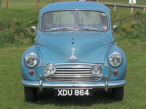 1959 Morris Traveller Deluxe 1098cc For Sale SOLD (picture 1 of 6)