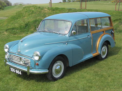 1959 Morris Traveller Deluxe 1098cc For Sale SOLD (picture 2 of 6)