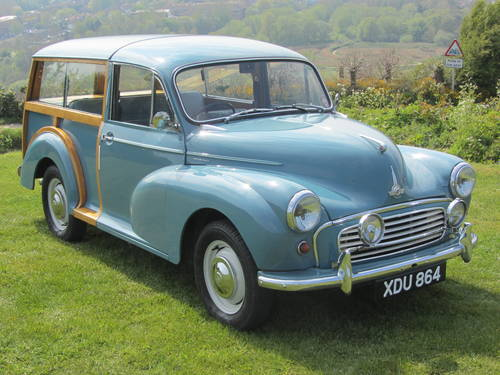 1959 Morris Traveller Deluxe 1098cc For Sale SOLD (picture 3 of 6)