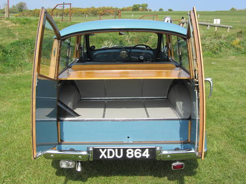 1959 Morris Traveller Deluxe 1098cc For Sale SOLD (picture 4 of 6)