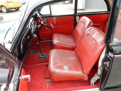 1966 MORRIS MINOR 1000 Two-Door Saloon  SOLD (picture 5 of 6)