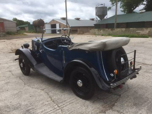 1936 Morris Eight Series I 4 Seat Tourer - in Hampshire.... SOLD (picture 2 of 6)