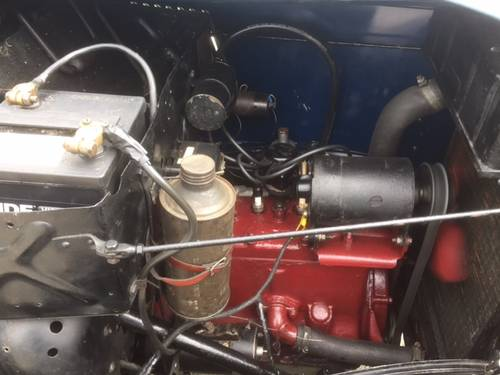 1936 Morris Eight Series I 4 Seat Tourer - in Hampshire.... SOLD (picture 4 of 6)