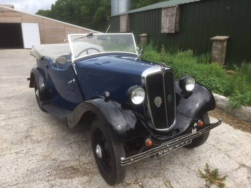 1936 Morris Eight Series I 4 Seat Tourer - in Hampshire.... SOLD (picture 6 of 6)