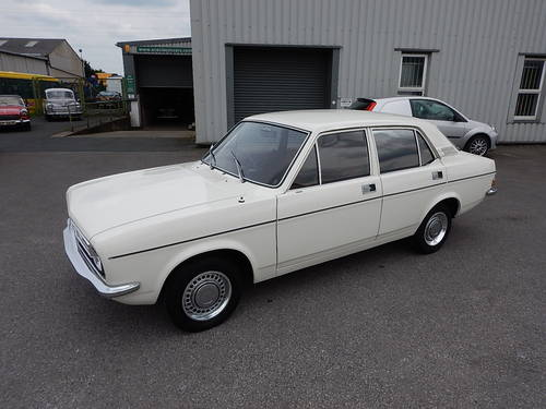 1978 MORRIS MARINA 1.3 SDL Saloon ~ Only 26644 Miles ~ SOLD (picture 1 of 6)