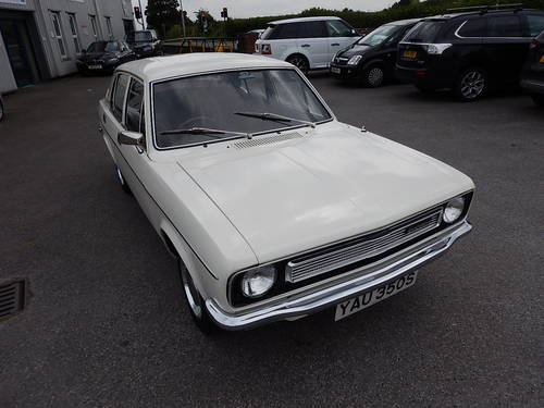 1978 MORRIS MARINA 1.3 SDL Saloon ~ Only 26644 Miles ~ SOLD (picture 2 of 6)