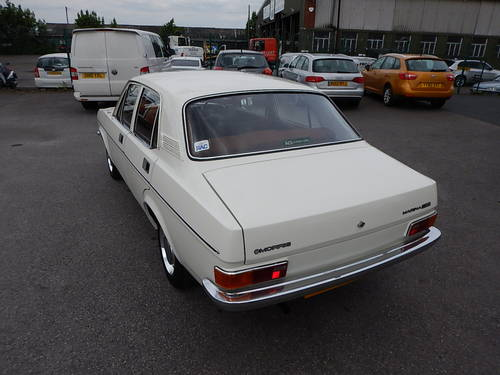 1978 MORRIS MARINA 1.3 SDL Saloon ~ Only 26644 Miles ~ SOLD (picture 4 of 6)