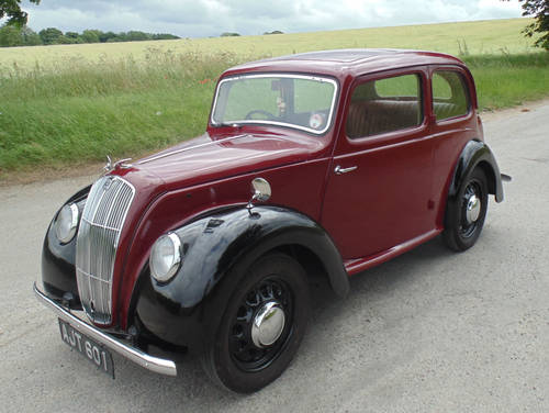 1939 Morris Eight Series E SOLD (picture 1 of 6)