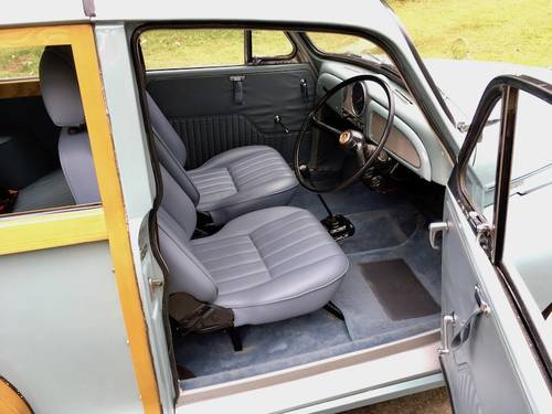 1969 '69 Morris Minor 1000 Traveller - Beautiful condition  SOLD (picture 3 of 6)