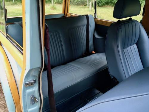 1969 '69 Morris Minor 1000 Traveller - Beautiful condition  SOLD (picture 4 of 6)