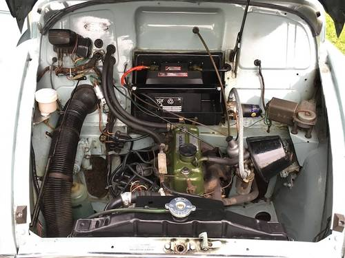 1969 '69 Morris Minor 1000 Traveller - Beautiful condition  SOLD (picture 6 of 6)