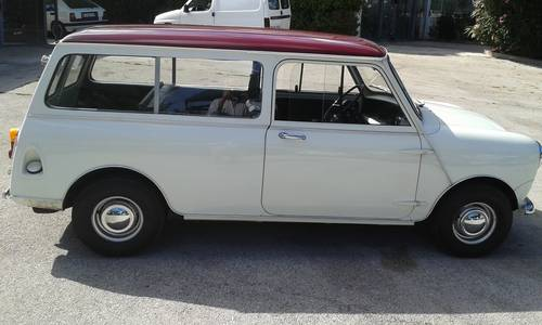 1968 Morris Mini Van MKI For Sale (picture 1 of 6)