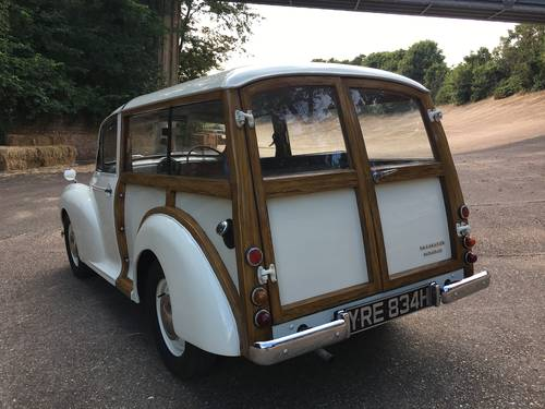 Morris Minor Traveller 1969 Restored Excellent example SOLD (picture 2 of 6)